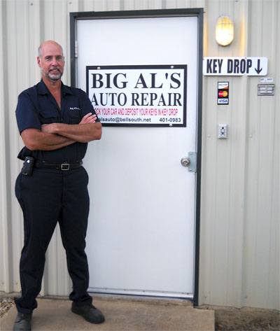 Big Al's Auto Shop - Specializing in Ford, Lincoln, and Mercury Vehicles